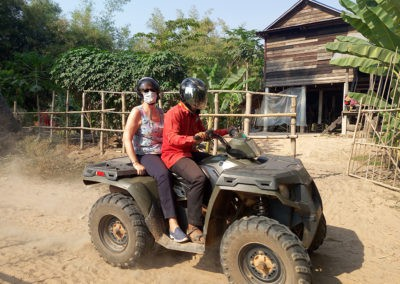 ATV in the Countryside