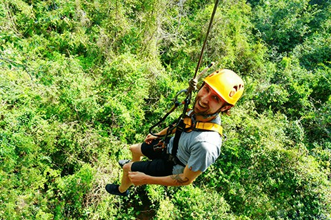 Zipline Quad Adventure Tour