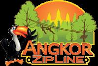 Angkor Zipline Logo